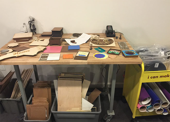 Makerspace-Laser-Cutting
