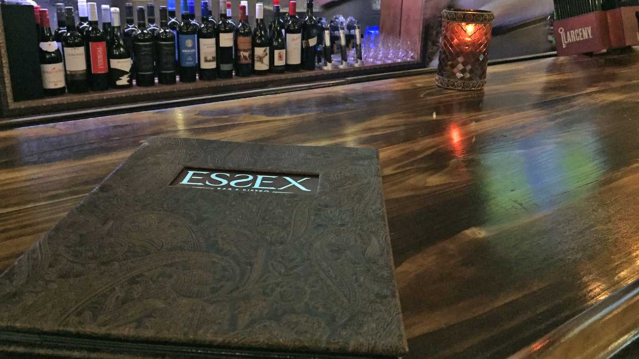 NOW OPEN: Essex Bar & Bistro brings a beautiful patio right to Trade and Tryon