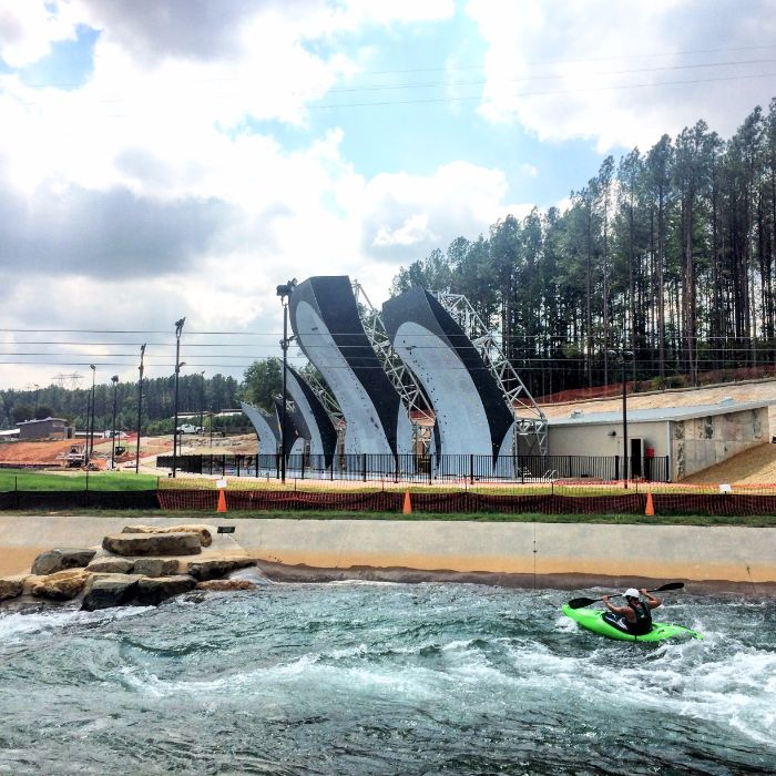 deep water solo wall usnwc