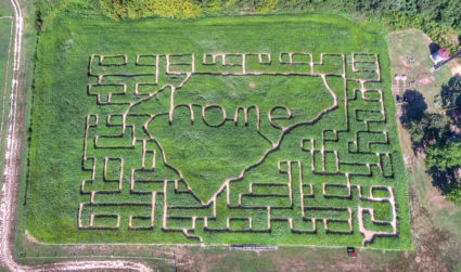5 corn mazes within 30 miles of Uptown Charlotte