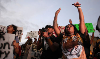The protests-turned-riots in Charlotte and your reactions were all wrong