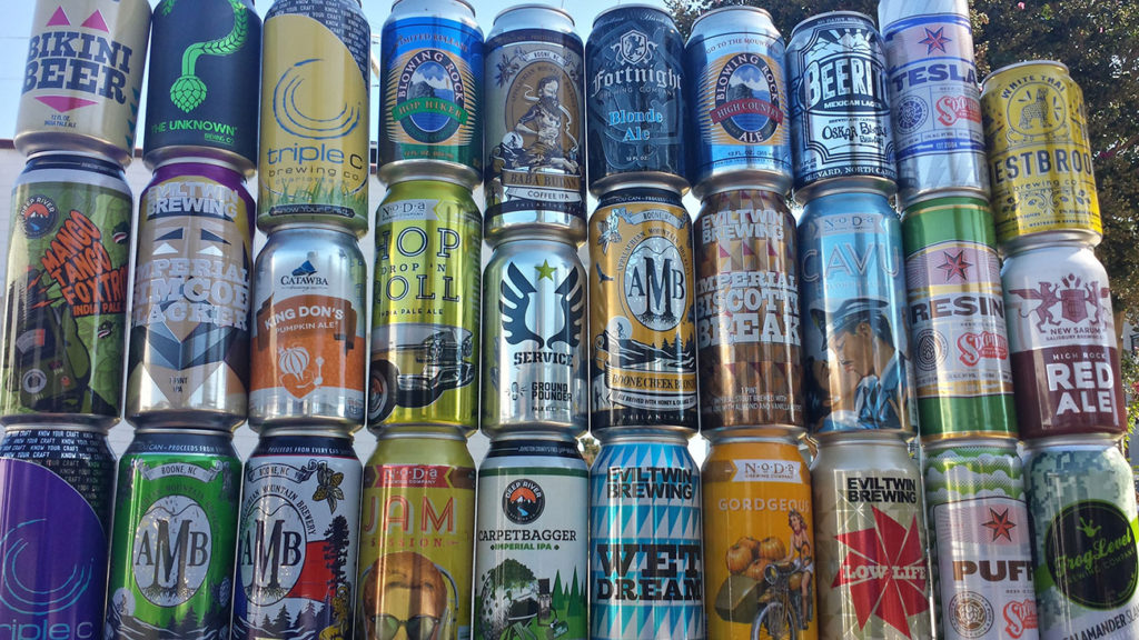 Get your (canned) beer on this Saturday at the Canival