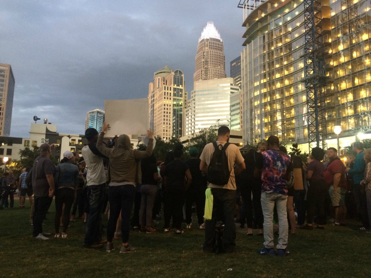 Statement signed by over 200 Charlotte community leaders