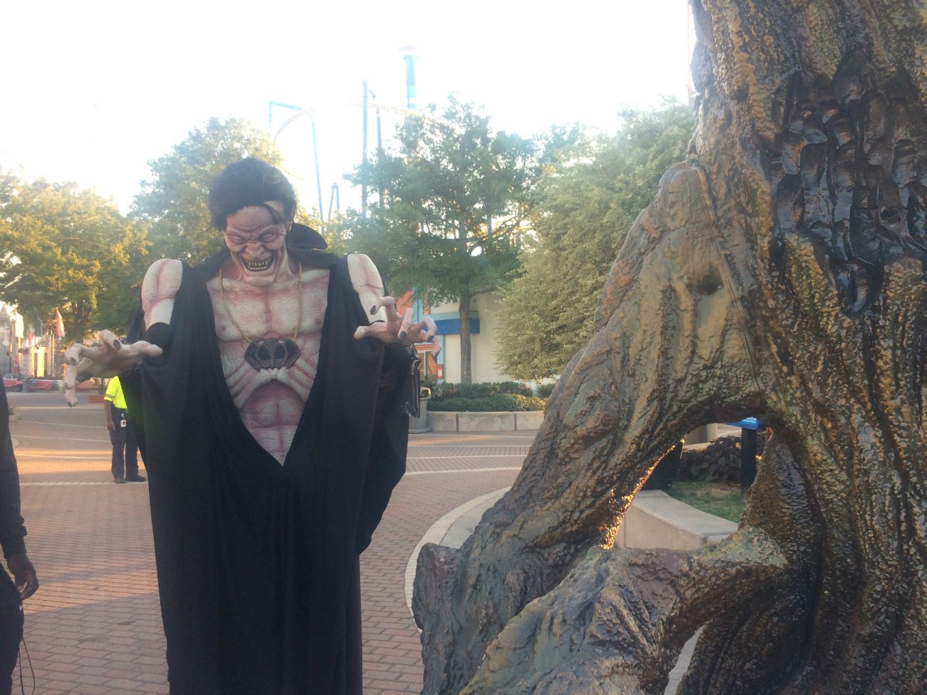 SCarowinds opens tonight which means the countdown to Halloween is on