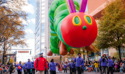Uptown Charlotte to host the 70th annual Novant Health Thanksgiving Day Parade