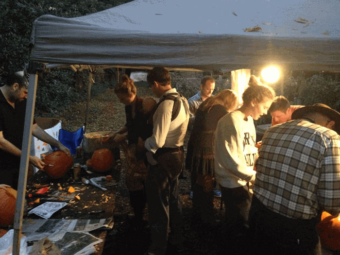 carving-party