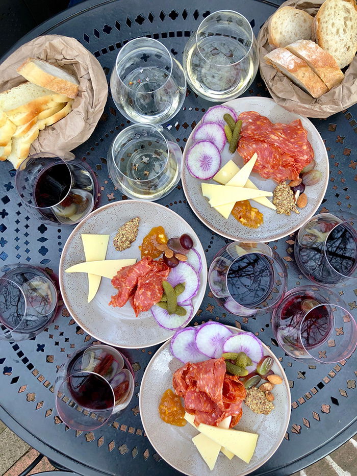 cheese-plate-at-dilworth-tasting-room-charlotte