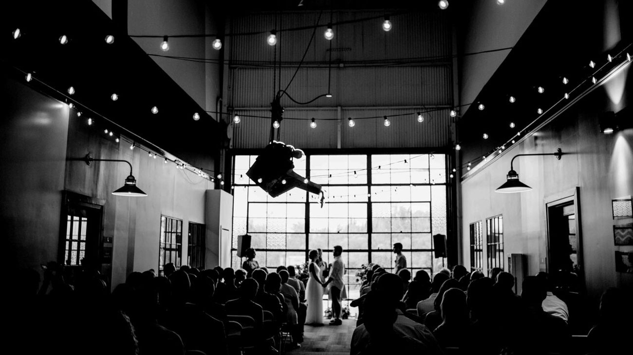 I only had 3 days to plan our emergency Charlotte wedding, but it turned out all right