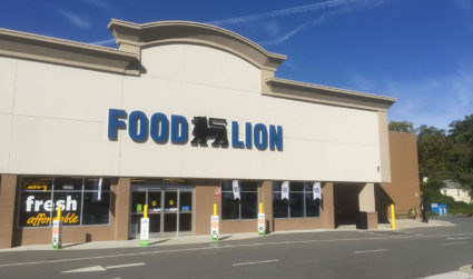 Food Lion put $215 million toward revamping 142 area stores and you'll want to see the results