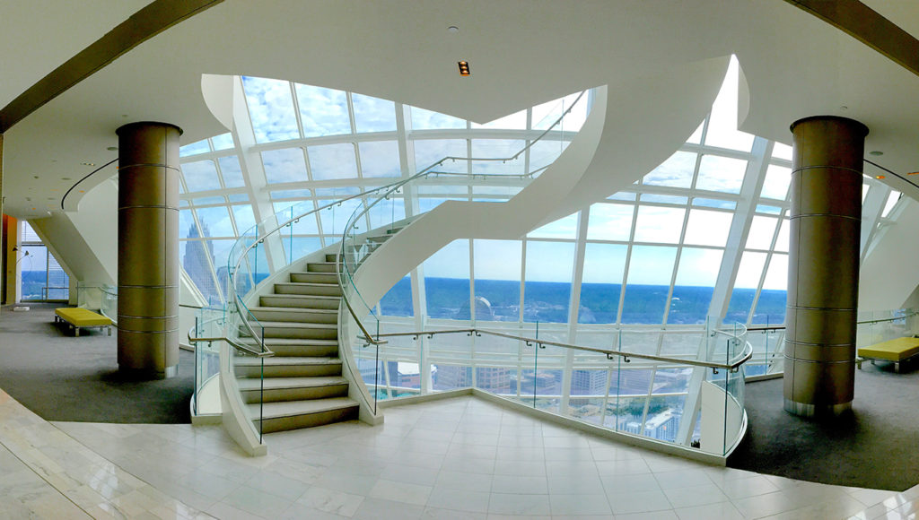 23 photos: Check out Duke Energy's modern and (obviously) energy efficient digs, including views from the top floor