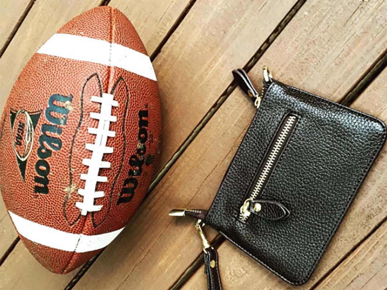 Charlotte startup POLICY Handbags is setting out to make the NFL's handbag policy fashionable