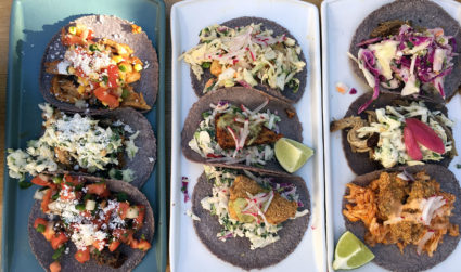 Say hello to $2 happy hour tacos in Dilworth