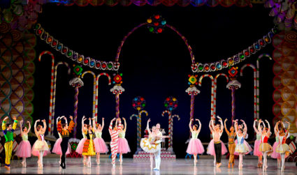Experience a night of Christmas magic at Charlotte Ballet's Nutcracker on us (ENDED)