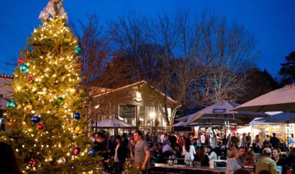 OMB will turn into a Christmas market for three weekends in December