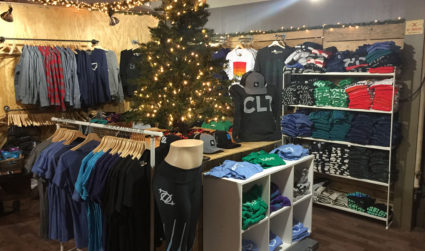 You can find new 704 Shop gear and CLT Find at the massive Southern Christmas Show