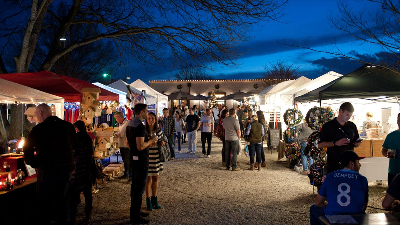Agenda Weekender: 130+ things to do this weekend, including OMB's Weihnachtsmarkt, Holidays at the Garden and the ACC Championship Game