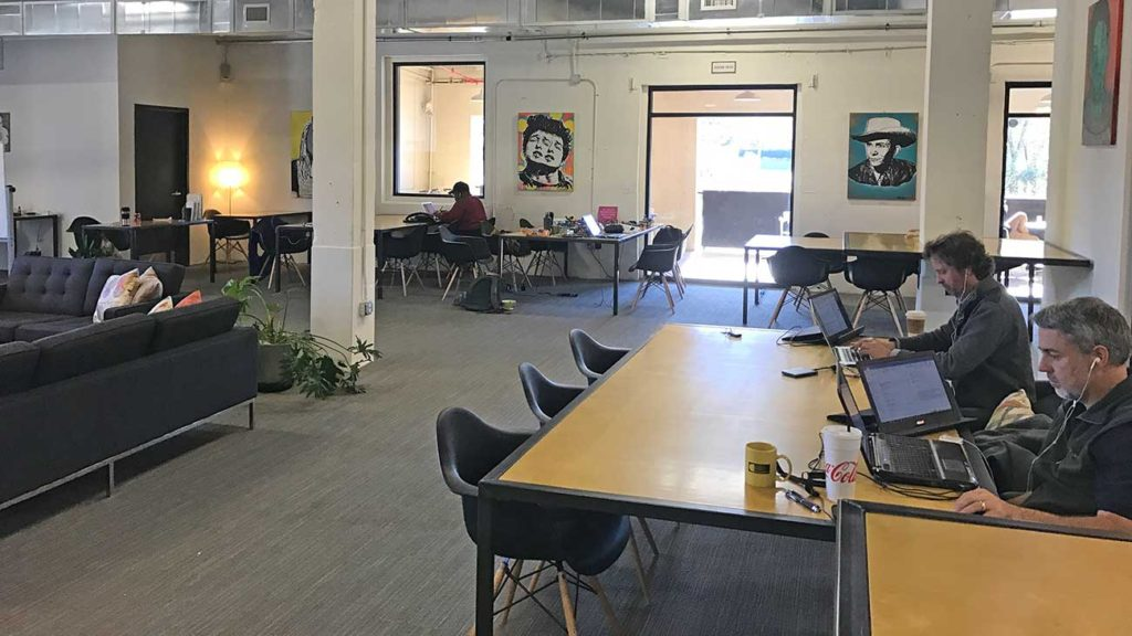 Advent Coworking's expansion is nearing completion