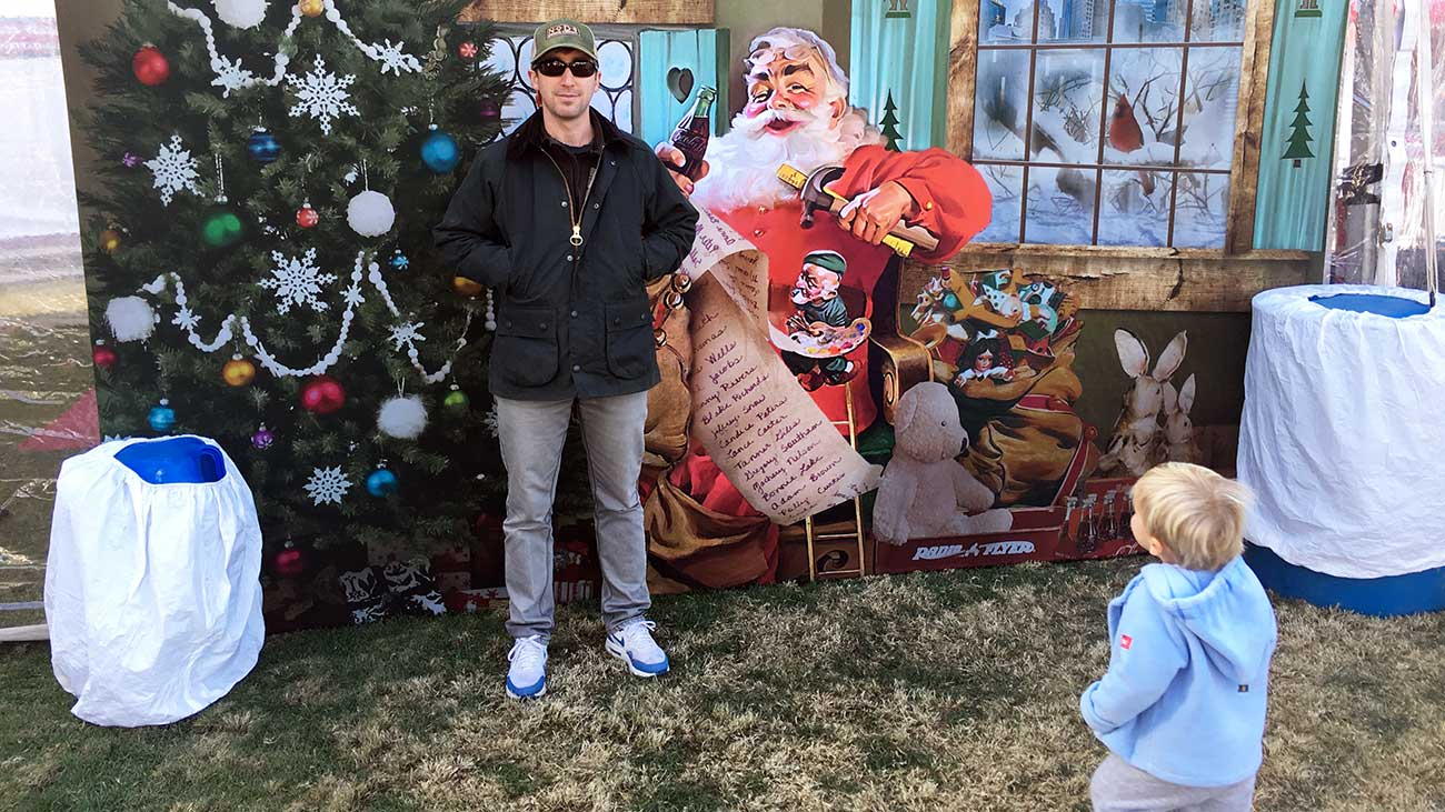 Stop freaking out about how the Charlotte Christmas Village isn't good enough