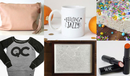 15 local gift ideas for the woman in your life ranging from $5 to $160