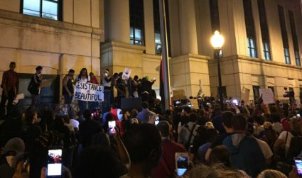 Charlotte police are bracing for another round of protests