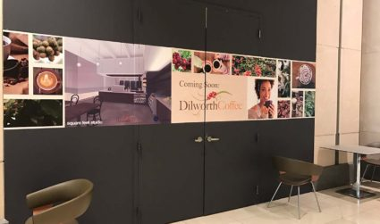 Dilworth Coffee's Uptown location will open in early January