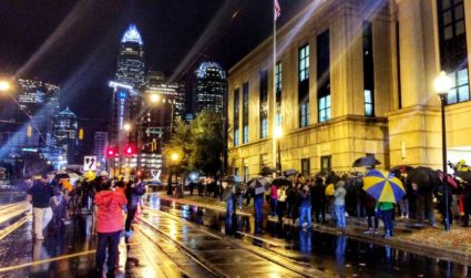 One year after the protests, has Charlotte really changed?
