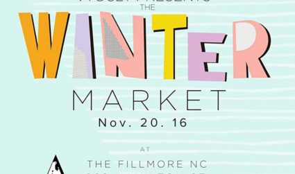 The Vintage Charlotte Winter Market is coming back to the Fillmore this month