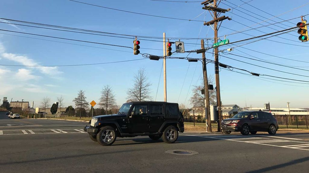 Do Charlotteans want to bring back red light cameras?