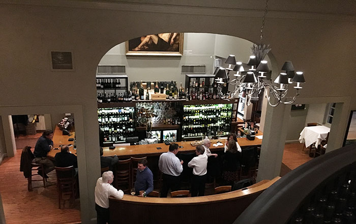 This 10 Person Private Dining Space Is In The Cellar Of An Old Church Axios Charlotte
