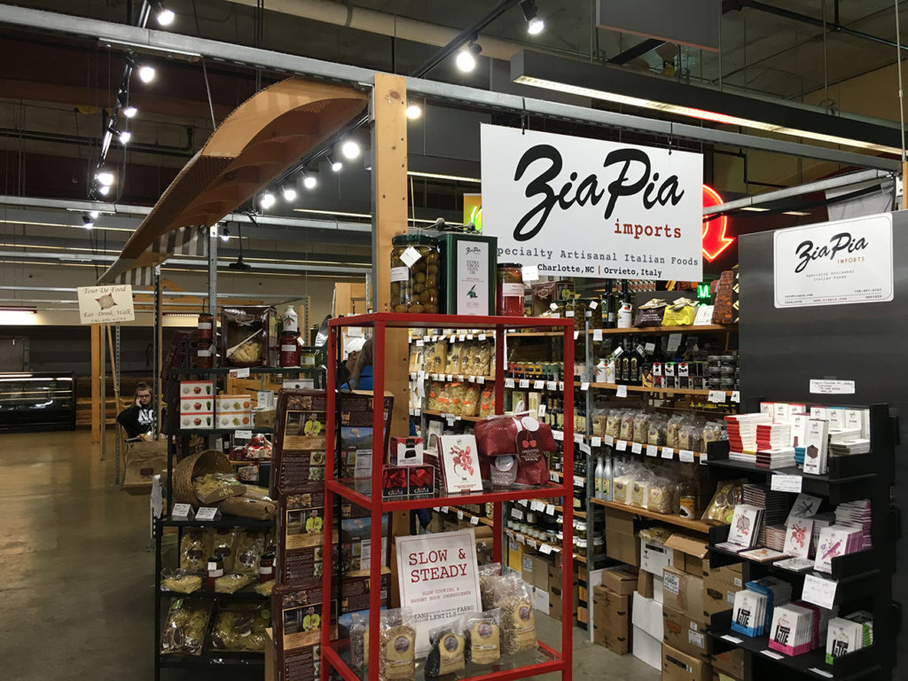 Zia Pia Imports is bringing a pasta bar to 7th Street Public Market