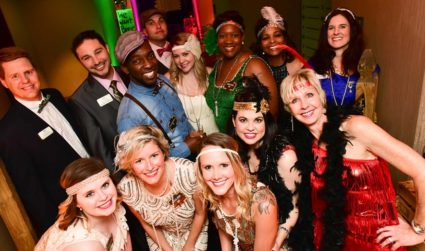 UNC Charlotte Alumni Weekend brings a night in Havana with the 2017 Green Tie Gala
