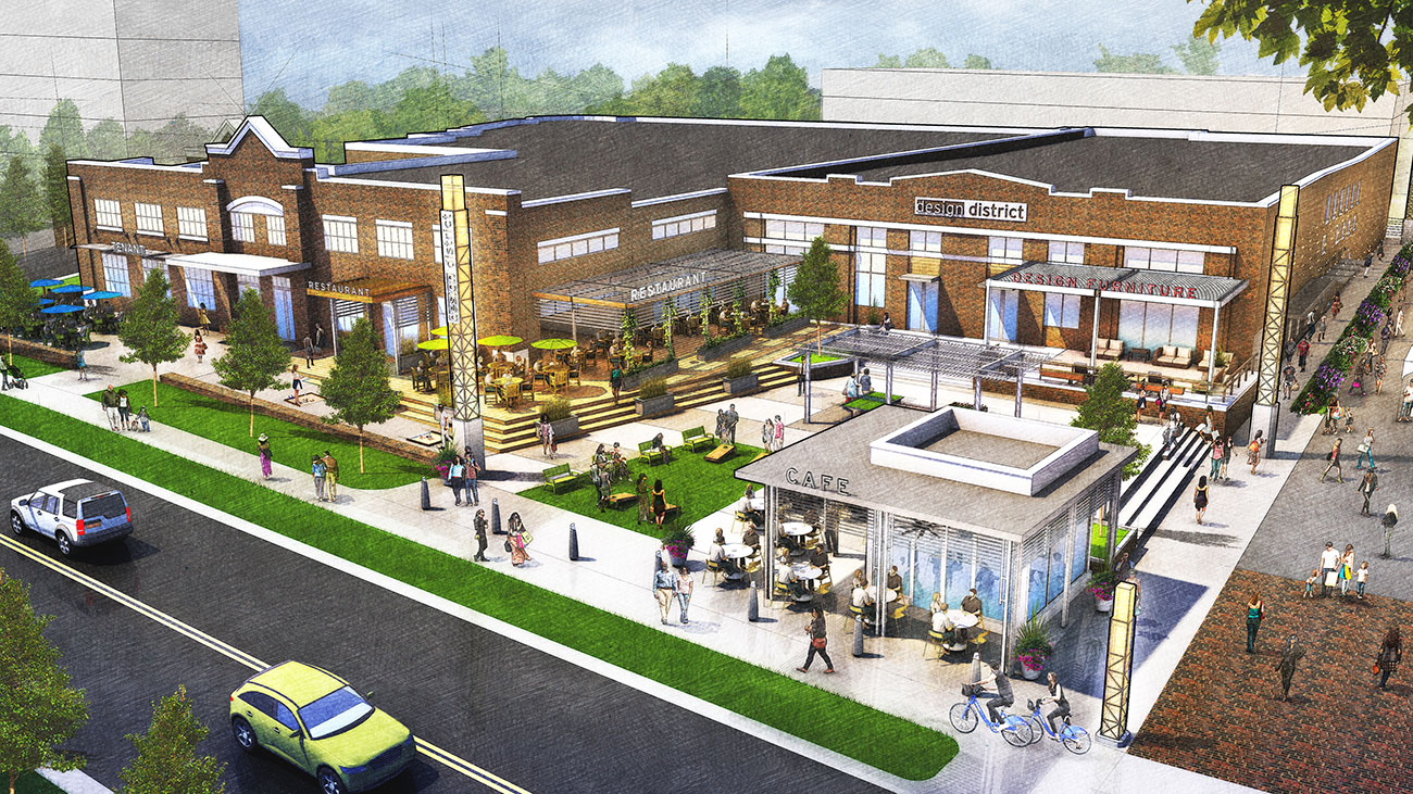 4 development projects that make South End the future of Charlotte retail