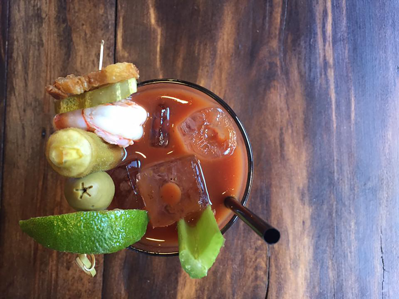 If you haven't had these three Bloody Marys, have you even had brunch in Charlotte?