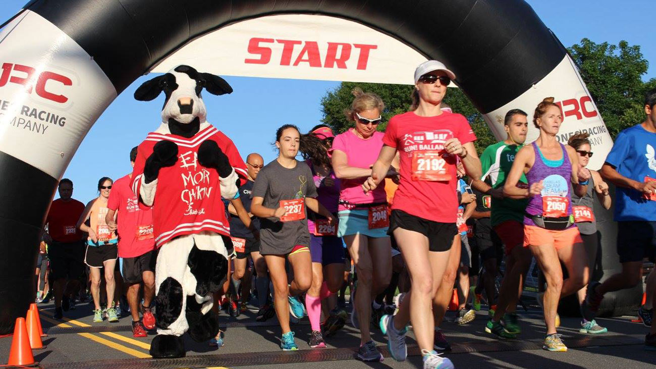 19 spring races to run in Charlotte