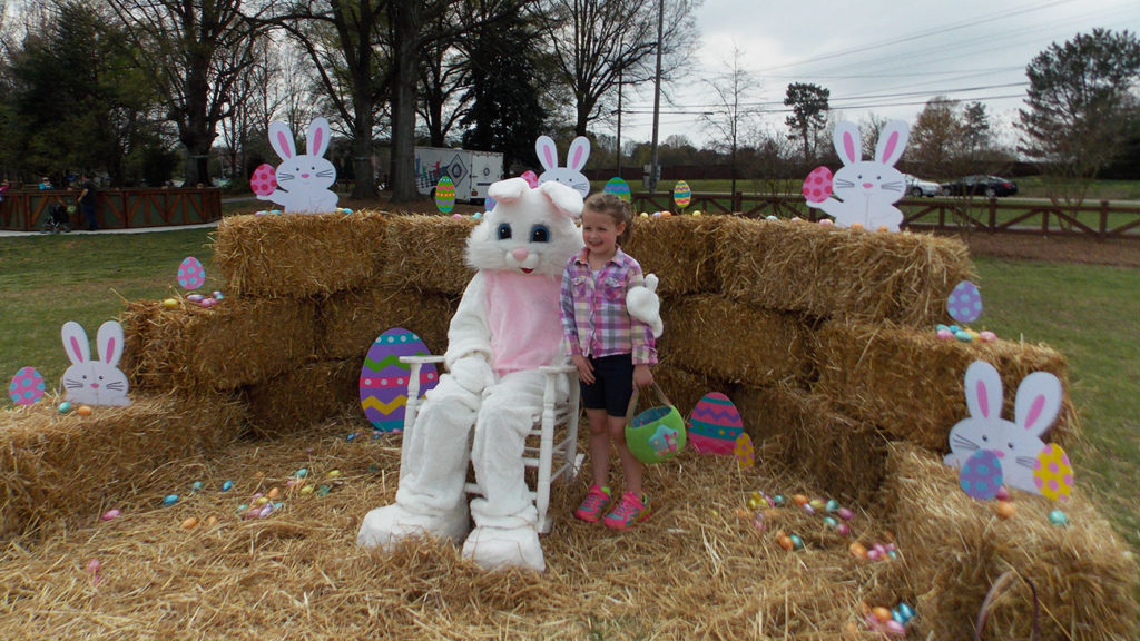 18 Easter egg hunts and festivities around Charlotte