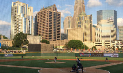 I know you go to BB&T Ballpark for the beer and fireworks, but the Knights have 4 big time players to watch this year