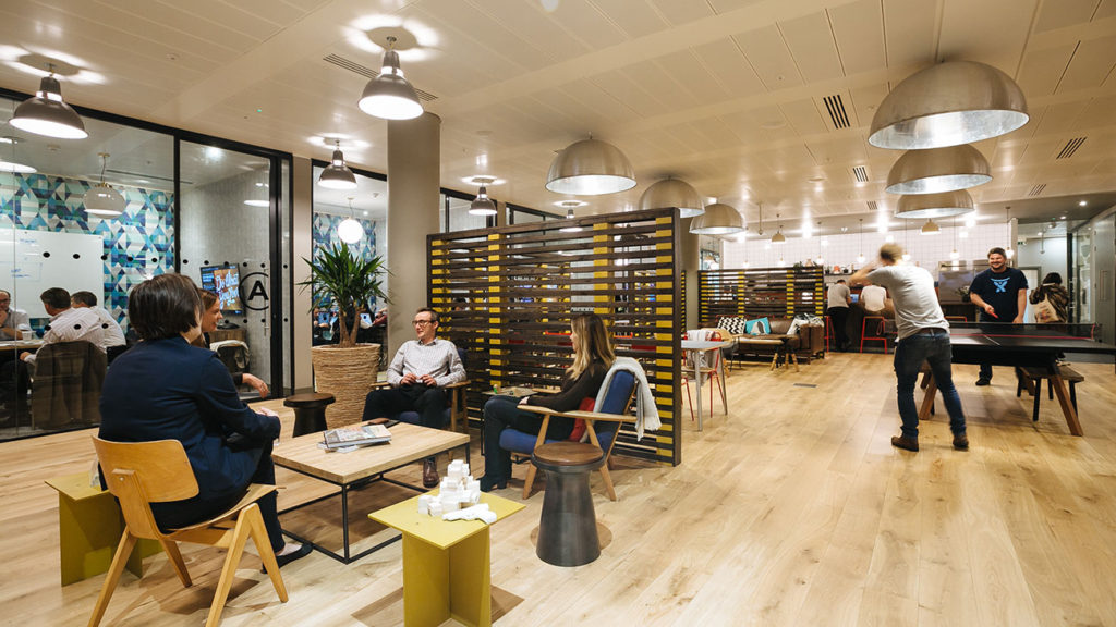 Coworking giants WeWork and Industrious unveil floor plans, pricing and timing