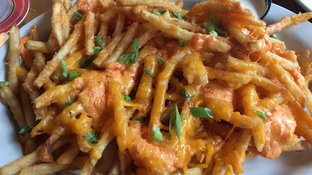 I said extra fries, not exercise. 5 popular Charlotte cheese fries, analyzed and ranked