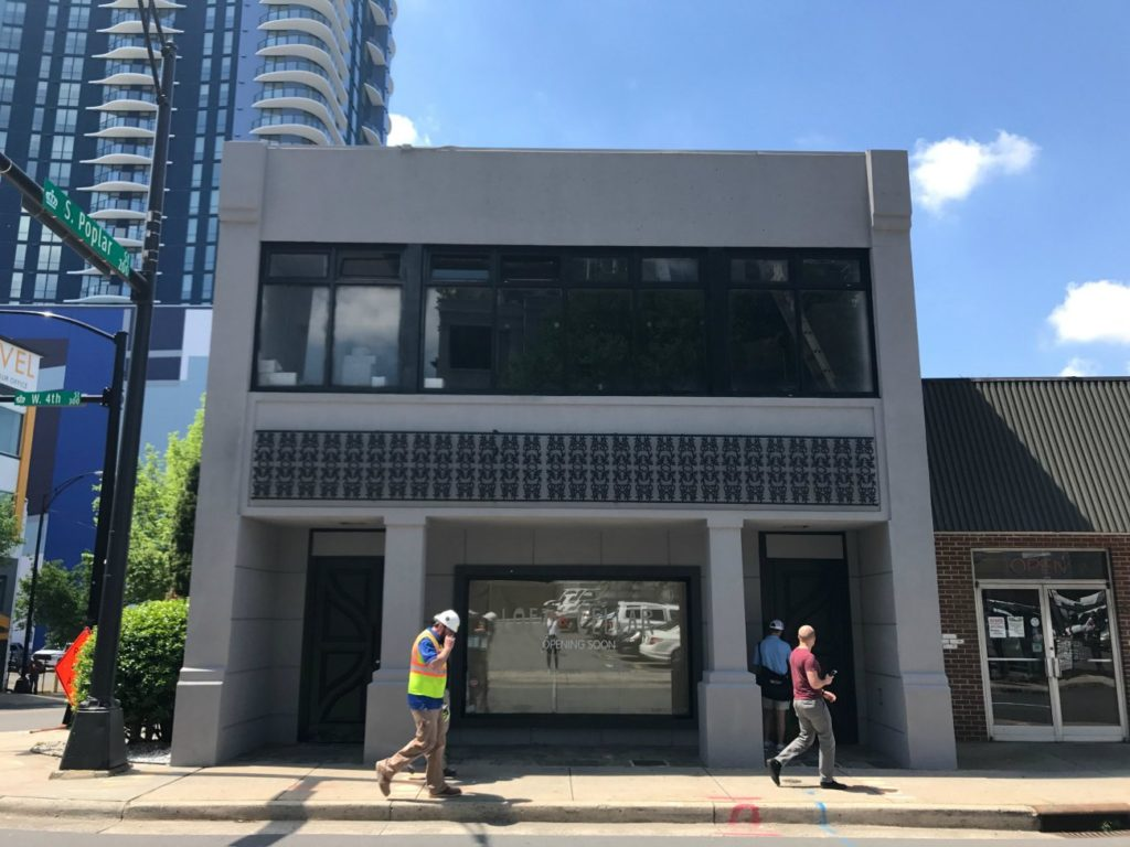 Loft & Cellar targets a June opening for its three-level restaurant concept in Third Ward