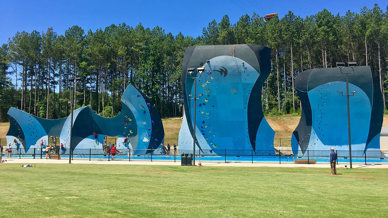 I paid $60 to climb the Deep Water Solo at the Whitewater Center. Here's how it works and how I did