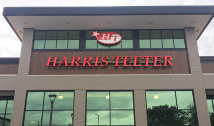 Harris Teeter raises the stakes in the Charlotte grocery wars with its new South End store. See 21 photos from the grand opening.
