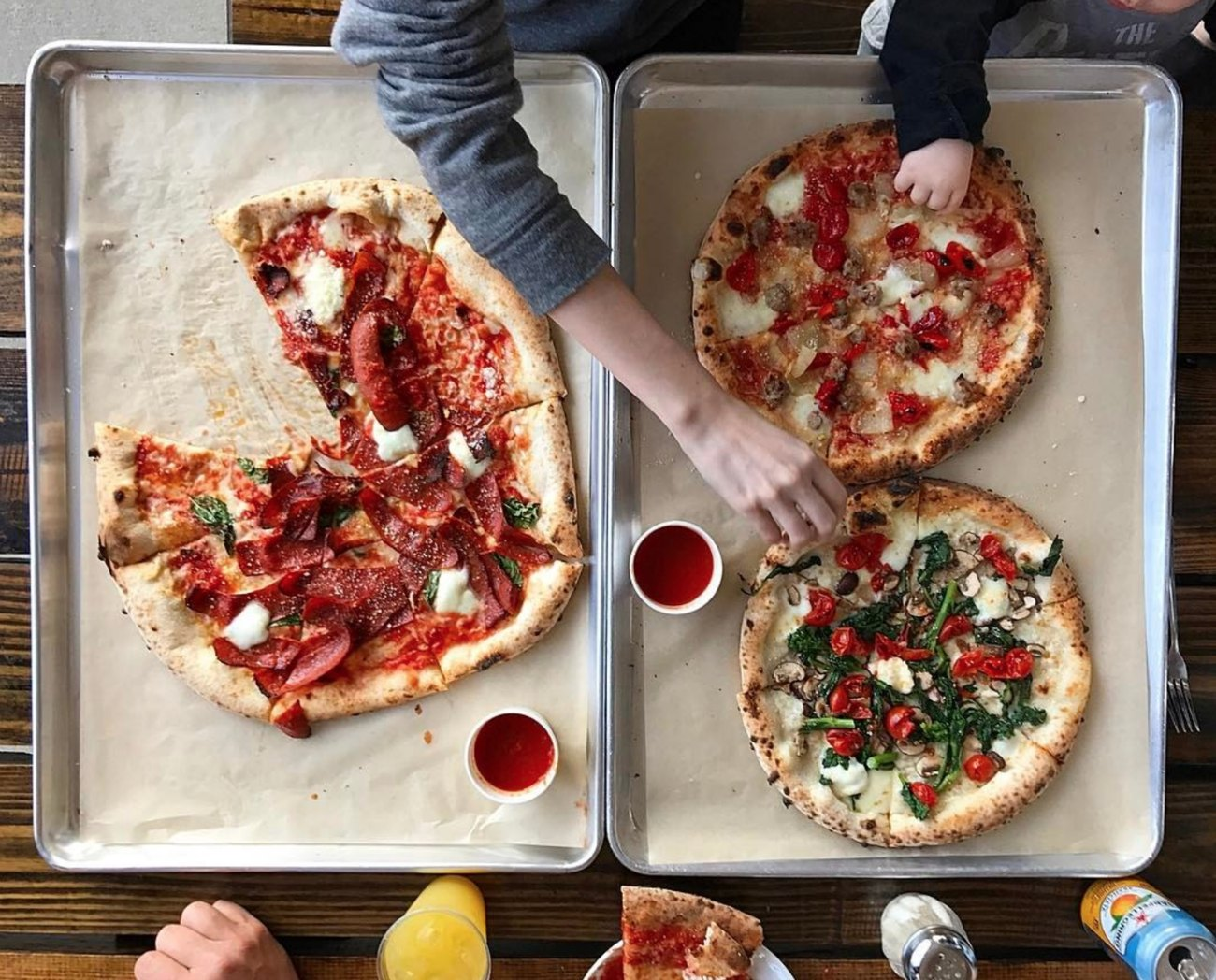 23 best pizza spots in Charlotte