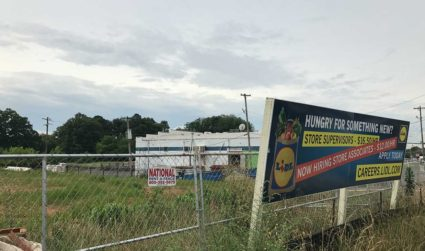 Lidl pauses progress on South End grocery store