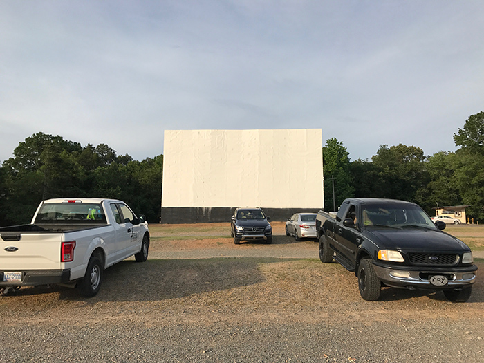 teenager thing to do Badin Road Drive-In