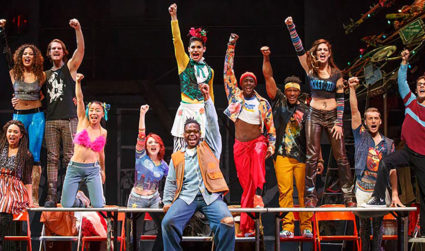 You already know all the songs… Broadway hit RENT is coming to Charlotte in September.