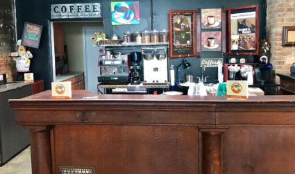 This six-year-old coffee roasting business will soon open a coffee house in South End