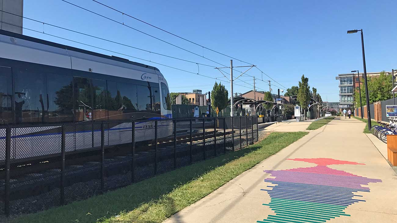 Mobile ticketing for the light rail is finally here