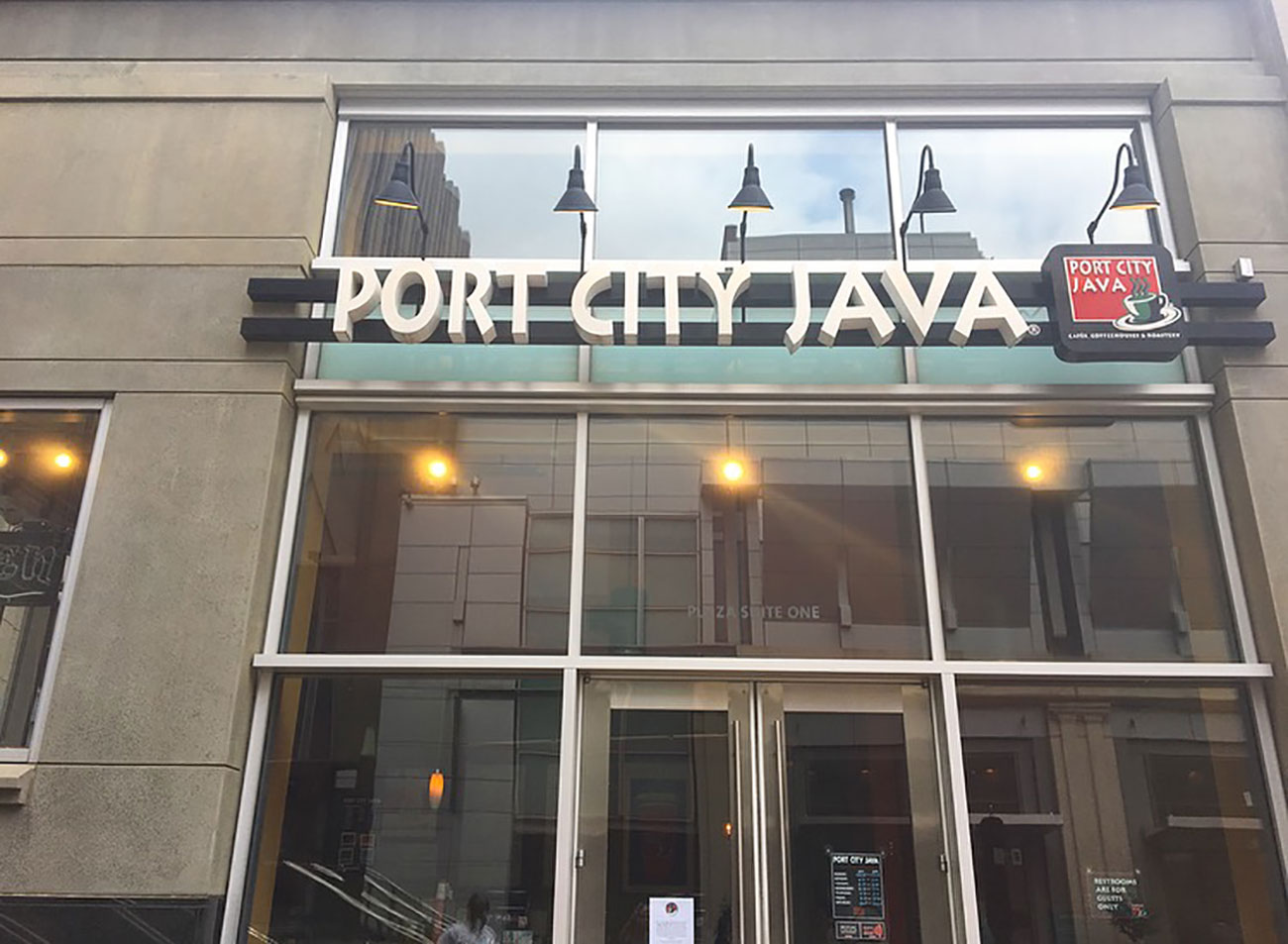 Piccadilly by Rush Espresso to replace Port City Java in Uptown