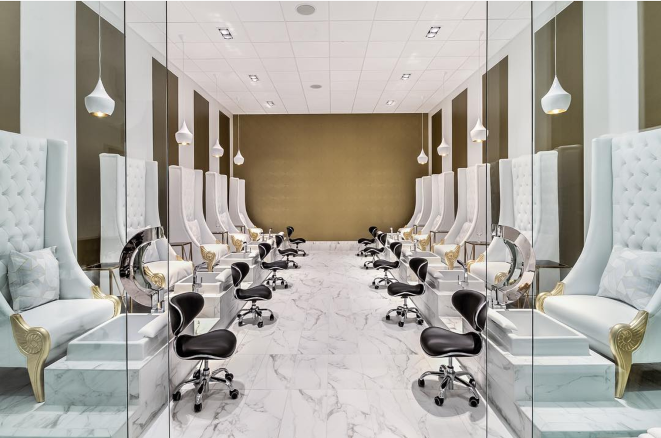6 spots for a mani/pedi in Charlotte according to what you want