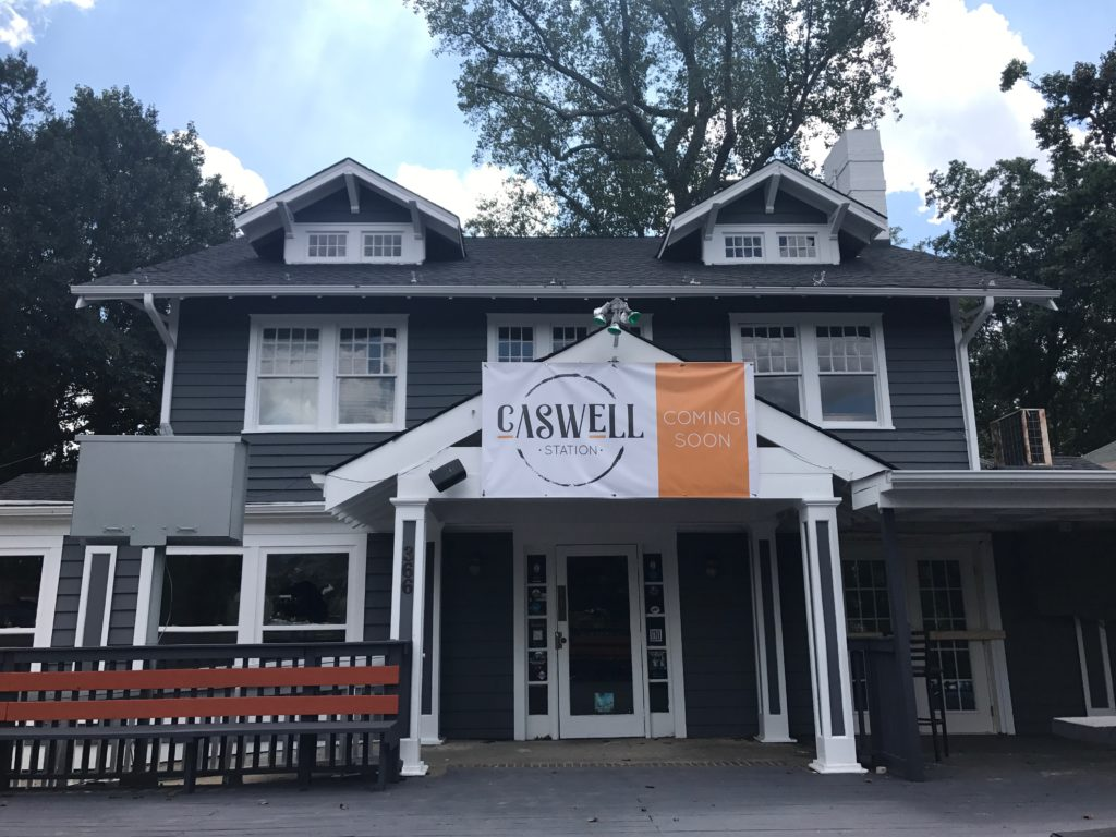 Here are the plans for Caswell Station, the new bar taking over the former Kennedy's spot in Elizabeth